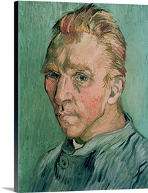 Self Portrait, 1889 (oil on canvas)