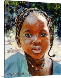 Sokoro, 2006 (oil on canvas)