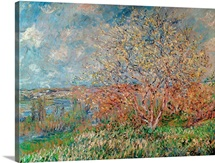 Spring, 1880 82 (oil on canvas)