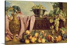 Still Life with a Jug, 1734