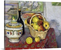 Still Life with Tureen, c.1877 (oil on canvas)