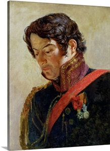 Ingres Portrait of Lois Francois Bertin