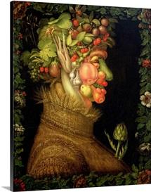 Summer, 1573 (oil on canvas)