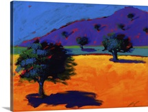Summertime, 2008 (acrylic on board)