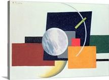Suprematist Composition 6, 1921