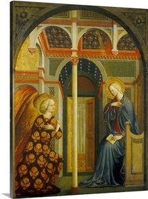 The Annunciation, c. 1423-24