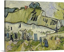 The Farm in Summer, 1890 (oil on canvas)