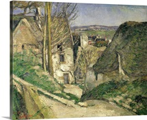 The House of the Hanged Man, Auvers sur Oise, 1873