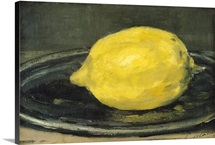 The Lemon, 1880 (oil on canvas)