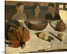 The Meal (The Bananas), 1891 (oil on canvas)
