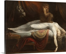 The Nightmare, 1781