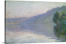 The Seine at Port Villez, 1894 (oil on canvas)