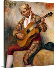 The Spanish Guitarist, 1894