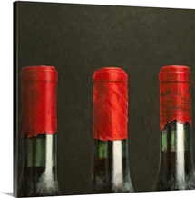 Three Wines, 2010 (acrylic on canvas)