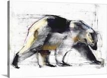 Ursus Maritimus, 1999 (charcoal