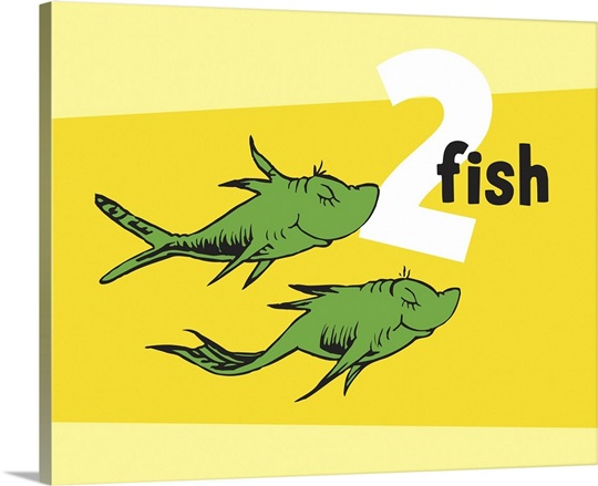 One Fish Two Fish Collection Ii Two Fish Yellow Dr
