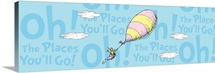 Oh, the Places You'll Go!, blue sky horizontal