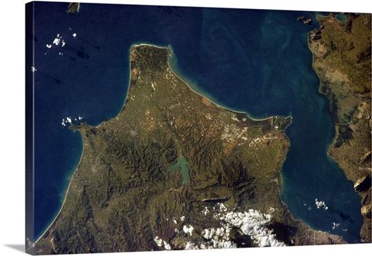 Greece, the west coast from Patra to Zacharo