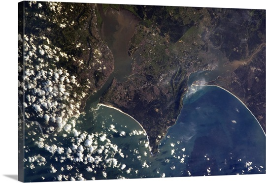 Lisbon, port city. No wonder so many of the great sailing explorers were Portuguese