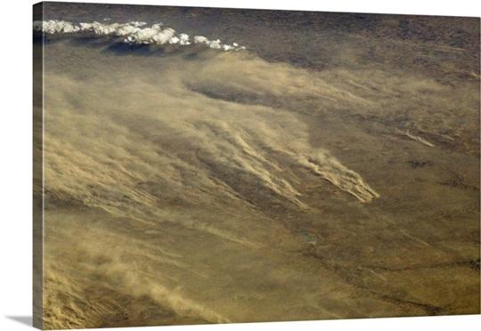 Sandstorm in the Northwest