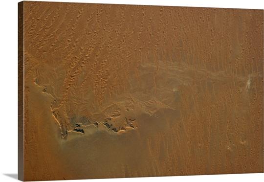 The searing dryness of southern Saudi Arabia