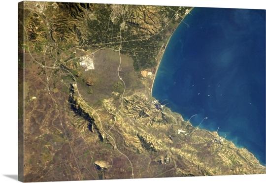 Turkish Coast near Ceyhan
