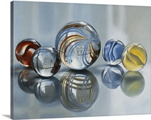 5 Marbles And 465 W. Broadway By Charles Bell