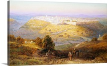 Jerusalem the Golden (Israel) by Samuel Lawson Booth
