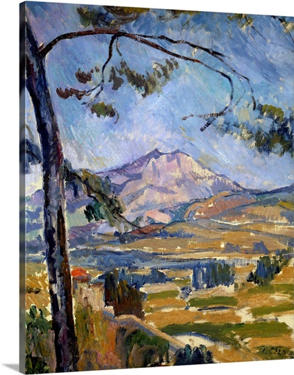 sainte victoire single women Le mont sainte-victoire vu des lauves, paul cezanna, 1902-06 cezanne's abstract artistic style in this painting creates the impression that you can not make the.