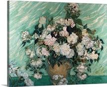 Roses By Vincent Van Gogh