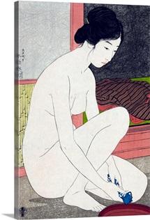 Yokugo No Onna By Hashiguchi Goyo