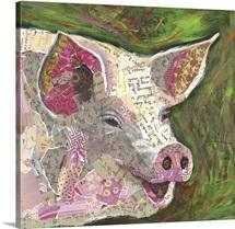 At the Farm - Pig