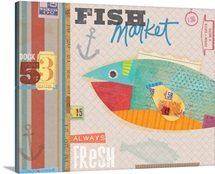 Coastal Catch - Fish Market
