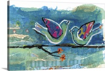 Happy Go Lucky - Birds