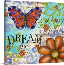Inspiration Garden - Butterfly Dream