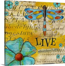 Inspiration Garden - Dragonfly Live