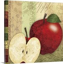 Kitchen Garden - Apples