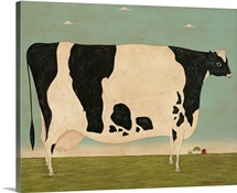 Large Vermont Cow