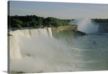American Falls, Niagara Reservation State Park, Niagara Falls, New York
