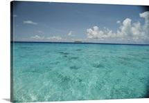 Bikini Lagoon, Bikini Atoll, Marshall Islands, Pacific Ocean