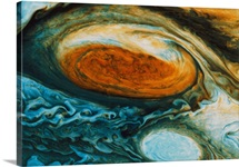 Jupiter, Space