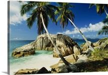 La Digue Island, Republic Of Seychelles