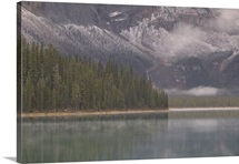 Canada, British Columbia, Yoho National Park, Emerald Lake