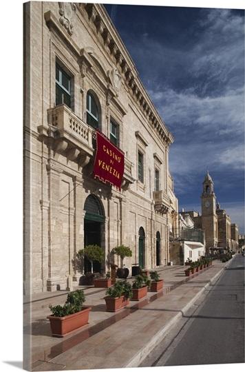Casino venezia malta live