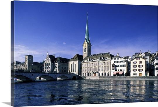 Zurich, Zürich, Switzerland