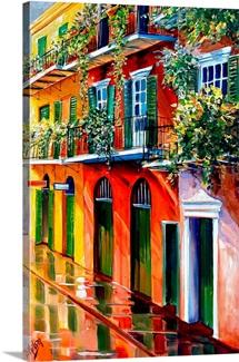 French Quarter Sunshine