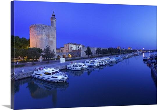France languedoc roussillon constance tower and canal - Office du tourisme grau du roi languedoc roussillon ...