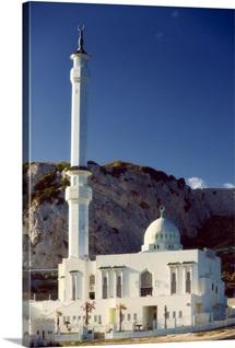 Gibraltar, Mediterranean area