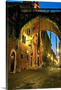 Italy, Latium, Rome, Giulia street