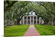 Louisiana, New Orleans, Oak Alley Plantation